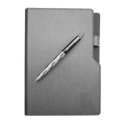 Instrumente de scris Set pix Jotter London black cu notes Parker A5