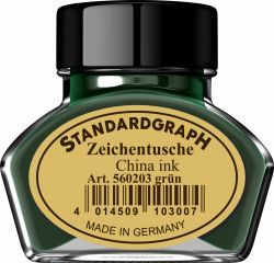 Caligrafie Tus calimara Standardgraph Green 30ml