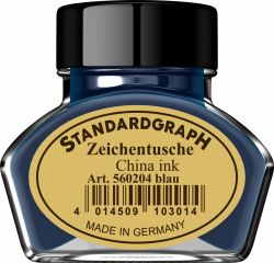 Instrumente de scris Tus calimara Standardgraph Blue 30ml