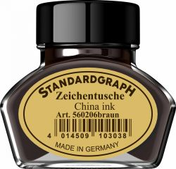 Instrumente de scris Tus calimara Standardgraph Brown 30ml