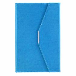 Agende A5 Agenda plic A5 cu decupaj si suport pix blue sky