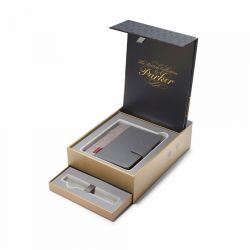 Set cutii tip carte din carton pentru cadouri Cutie cadou Parker British Collection