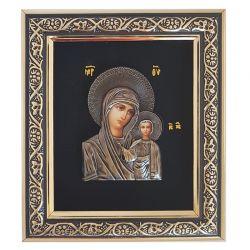 Botez Icoana Maica Domnului cu Pruncul Bronz