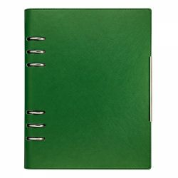 Agende A5 Agenda organizer A5 cu 6 inele verde inchis