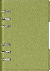 Cadouri Business Agenda organizer B6 cu 6 inele verde deschis