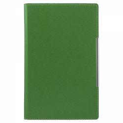 Agende A5 Agenda notes A5 cu decupaj pix verde inchis