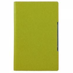 Agende nedatate Agenda notes A5 cu decupaj pix verde deschis
