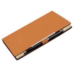 Agende nedatate Agenda notes B5 ( Manager ) cu decupaj orange