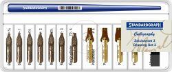 Caligrafie Set Caligrafie Standardgrph Combi Universal 3