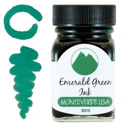 Caligrafie Calimara Monteverde USA Green permanent 30 ml