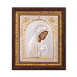 Botez Icoana argint Maica Domnului de la Fatima
