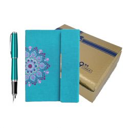 Seturi  Set Parker stilou Urban cu notes pictat manual