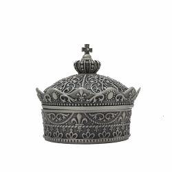 Nunta si Botez Caseta Metal Bijuterii Coroana mica