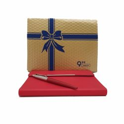 Seturi  Set pix Parker Jotter Royal Red cu notes B6