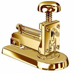 Cadouri Business Capsator El casco Gold M5