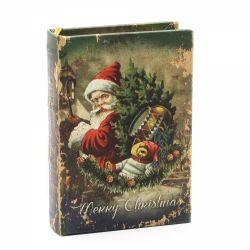 Cadouri Sarbatori  Ornament pentru bradul de Craciun carte brad