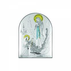 Icoane  Icoana Maica Domnului de la Lourdes 15x20 cm