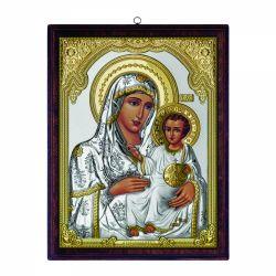 Icoane  Icoana Fecioara Maria 12x15 cm