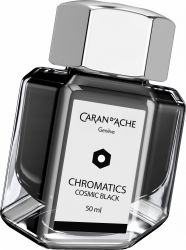 Instrumente de scris Calimara Caran d'Ache Cosmic Black 50ml