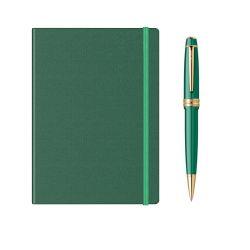 Seturi  Pix Cross Bailey verde cu agenda