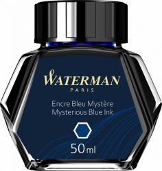 Instrumente de scris Cerneala Waterman blue permanent