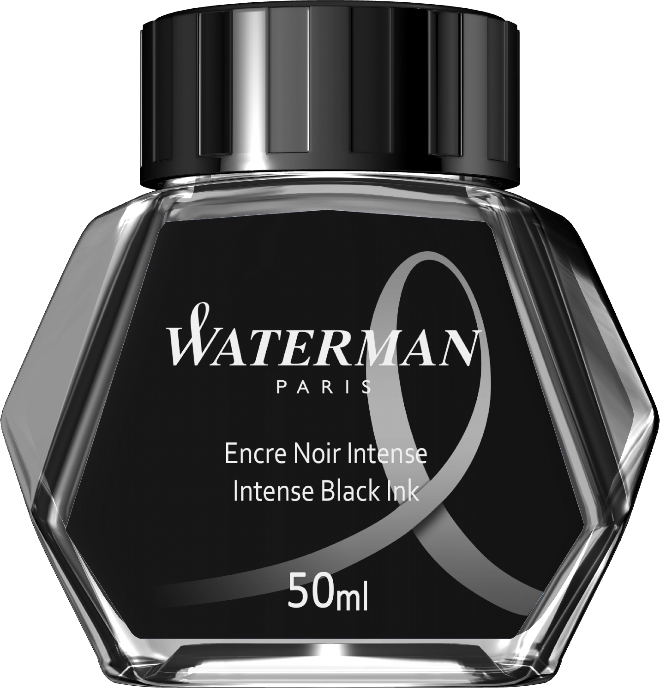 Caligrafie Cerneala Waterman permanent black
