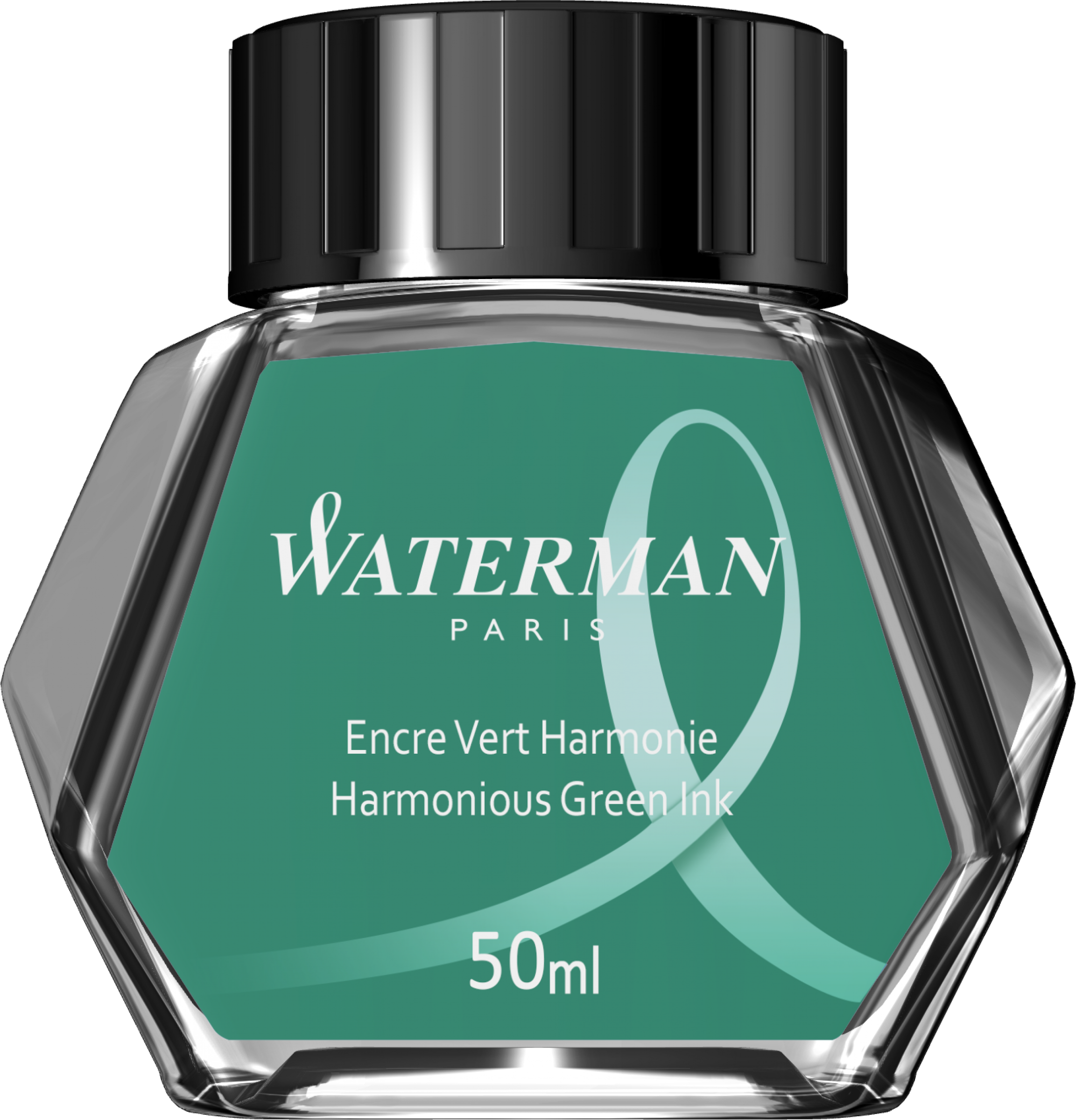 Caligrafie Cerneala Waterman verde