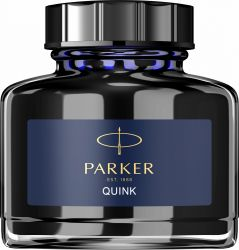 Set Parker Pix Jotter Royal West si Etui Cerneala Parker albastru inchis permanent