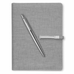 Pix Parker Jotter royal negru cu notes Set pix Parker Jotter Royal SS-CT cu agenda Trendy A5