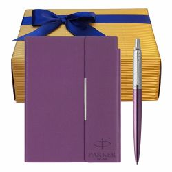 Seturi  Set Parker pix Jotter Royal Violet si notes B6 violet