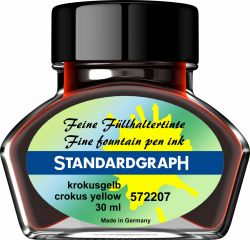 Cerneala Standardgraph galben 30 ml