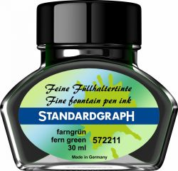 Instrumente de scris Cerneala Standardgraph forest green 30 ml