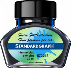Cerneala Standardgraph sky blue 30 ml